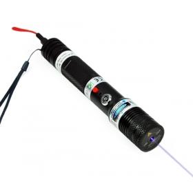 Invaderシリーズ405nmの300mW青紫色レーザーポインター